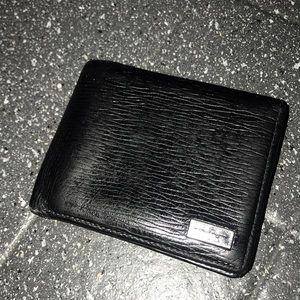 """Salvatore Ferragamo Men's """"Revival"""" Bifold wallet"""
